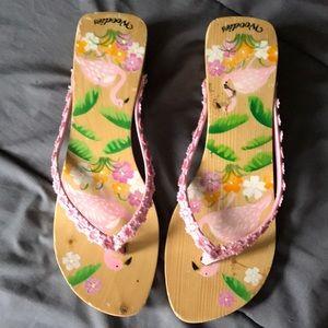 🔥SALE🔥Original Woodie's Pink Sandal